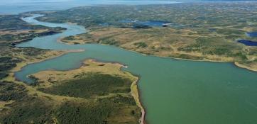На Таймыре завершилась научная экспедиция Росрыболовства. Эти исследования позволят точнее оценить вред рыбным запасам от нефтеразлива в Норильске. Фото пресс-службы ведомства