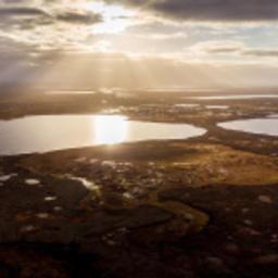 В Ненецком автономном округе планируют создать еще одну особо охраняемую природную территорию – заказник «Вашуткинский». Фото пресс-службы администрации НАО