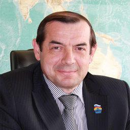 Сергей ТАРУСОВ, председатель Рыболовецкого колхоза им. Ленина