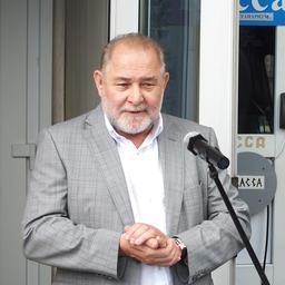 Директор ТИНРО-Центра Лев БОЧАРОВ