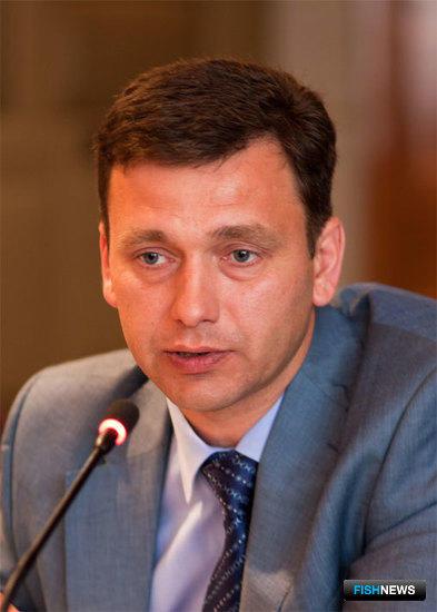 Начальник Управления флота, портов и мониторинга Федерального агентства по рыболовству Андрей КОЗЛОВ