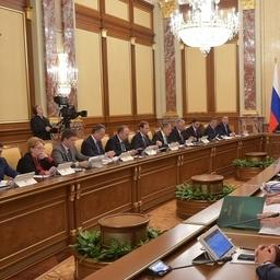 Заседание Правительства 29 сентября. Фото пресс-службы кабмина