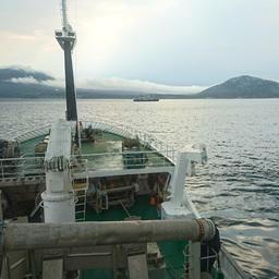 Рыбный промысел близ Южных Курил