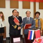 Дальрыбвтуз развивает сотрудничество с зарубежными странами