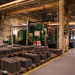 Производственный цех завода «Альфа Лаваль Поток»