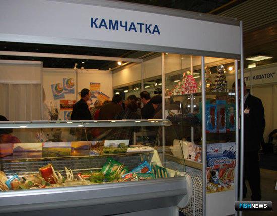 4-я Международная рыбопромышленная выставка «Рыбпромэкспо 2008».