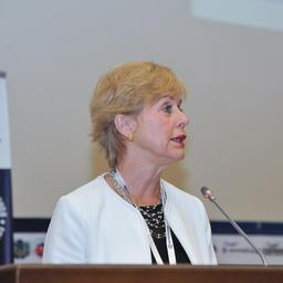 Посол Исландии Берглинд АСГЕЙРСДОТТИР
