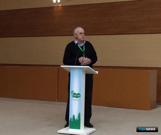 Главный научный сотрудник Тихоокеанского океанологического института ДВО РАН Владимир РАКОВ