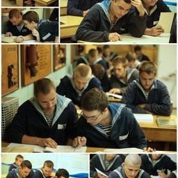 «Сампод» в учебных классах. Фото Александра Кучерука.