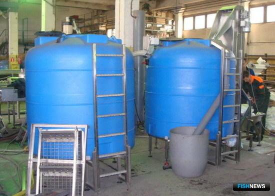 Установка холодного приготовления тузлука УХТП 2000
