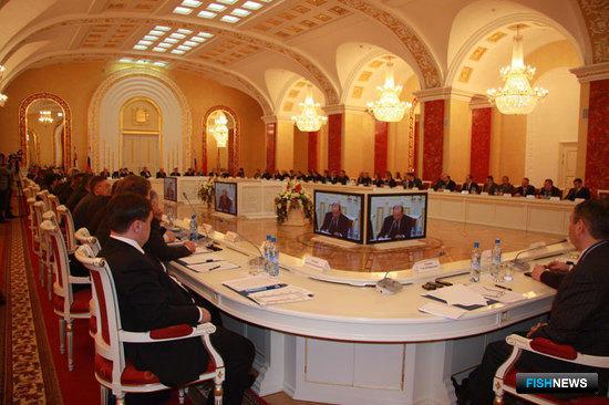 Общероссийский семинар-совещание по рыбоохране и развитию рыбохозяйственного комплекса внутренних водоемов России