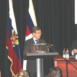 Доклад президента Ассоциации добытчиков минтая Германа ЗВЕРЕВА на ежегодном расширенном заседании Коллегии Росрыболовства