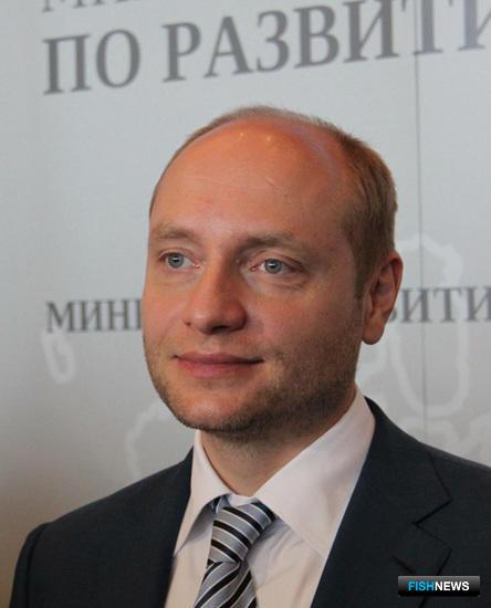 Министр по развитию Дальнего Востока Александр ГАЛУШКА