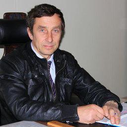 Директор фабрики обработки рыбы РК им. Ленина Сергей БЫКОВ