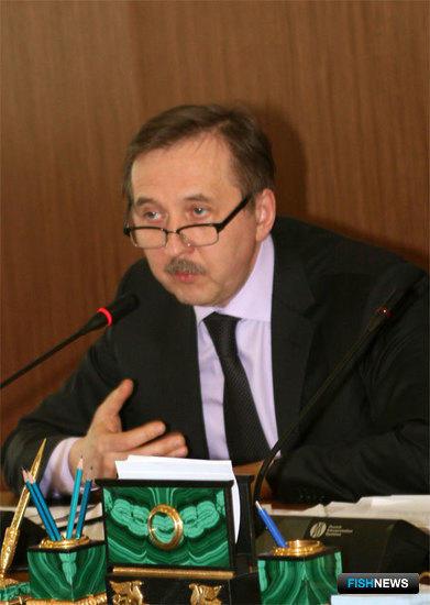 Евгений НЕПОКЛОНОВ, заместитель руководителя Федеральной службы по ветеринарному и фитосанитарному надзору