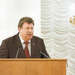 Председатель Комитета по природным ресурсам, природопользованию и экологии Государственной Думы Владимир КАШИН