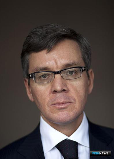 Председатель Комиссии РСПП по рыбному хозяйству и аквакультуре, член Правкомиссии по вопросам развития рыбохозяйственного комплекса Герман ЗВЕРЕВ