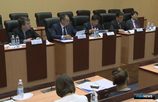 Российско-корейская встреча прошла на Камчатке. Фото пресс-службы правительства края