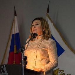 Председатель подкомитета Госдумы по водным биологическим ресурсам Эльмира ГЛУБОКОВСКАЯ
