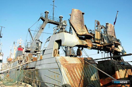 Некоторые вопросы, связанные со строительством и финансированием строительства рыболовных судов