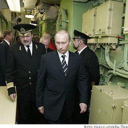 Владимир Путин: Необходимо создать все условия для поэтапного перехода судов под российский флаг
