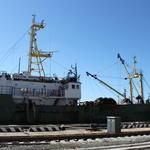 Из рейса вернулся транспортный рефрижератор «Восток Рифер» – первое в стране судно, на котором ЭПЖ был установлен для опытно-промышленной эксплуатации