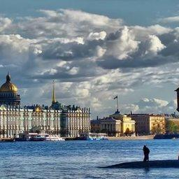 Санкт-Петербург. Фото с сайта meteovesti.ru