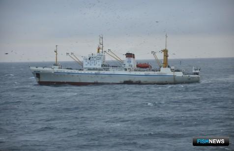 Преображенская база тралового флота модернизировала РКТ-С «Капитан Демидюк». Фото пресс-службы ПБТФ