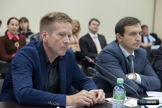 Руководитель компании «Технологическое оборудование» Олег Комаров на круглом столе по оценке эффективности дополнительного обременения при выдаче квот