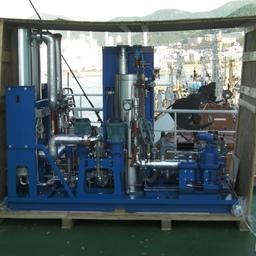 Топливный модуль для ТР компании «Океанрыбфлот»