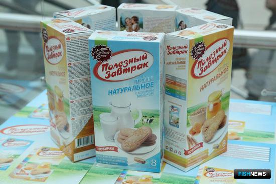 Конкурс-смотр «Витрина новинок» на 21-й Международной выставке World Food Moscow