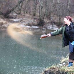 Приморские реки пополнились рыбой