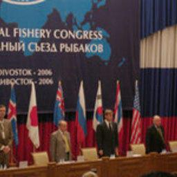 Международный съезд рыбаков, Владивосток, август 2006 г.