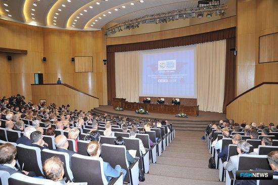 VII Международный конгресс рыбаков