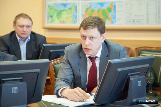 Президент Ассоциации добытчиков краба Дальнего Востока Александр ДУПЛЯКОВ