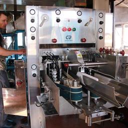 Современное оборудование экономит время на трудоемких процессах производства филе (база «Ерофей»)