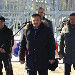 Выступает Президент Ассоциации рыбохозяйственных предприятий Приморья Георгий МАРТЫНОВ