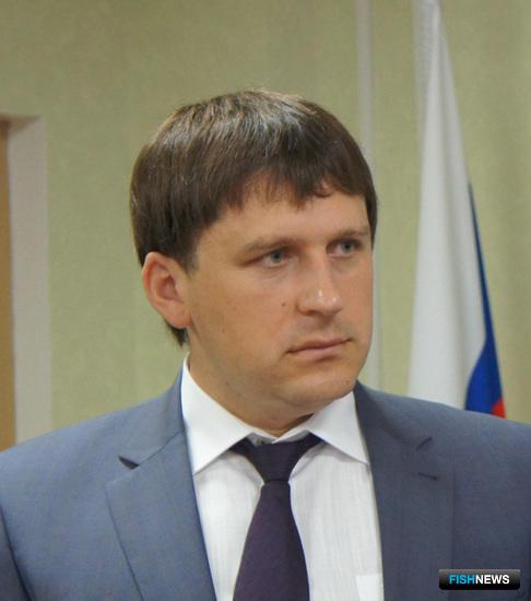 Бизнес-омбудсмен в Сахалинской области Андрей КОВАЛЕНКО