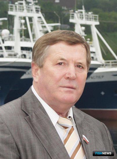 Генеральный директор ЗАО «АКРОС» Валерий Воробьев