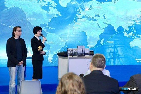 «Седов» пронесет российский флаг вокруг света