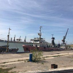 Морской рыбный терминал Махачкалы нуждается в реконструкции. Фото пресс-службы ФАР