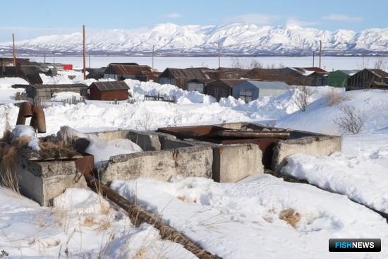 Сейчас очистные сооружения поселка не справляются с фильтрацией стоков. Фото пресс-службы краевого заксобрания