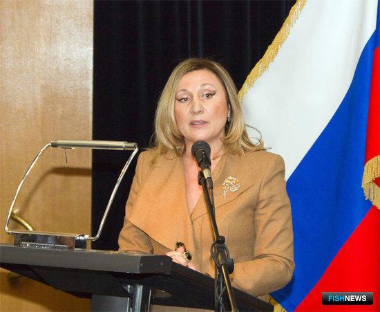 Эльмира ГЛУБОКОВСКАЯ