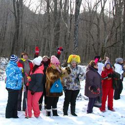 Поддержка болельщиков – один из главных элементов лыжных соревнований