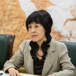 Губернатор Хоккайдо Харуми ТАКАХАСИ. Фото пресс-службы правительства Сахалинской области