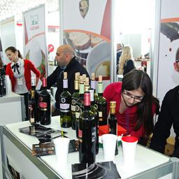 В выставках приняли участие компании из 12 стран