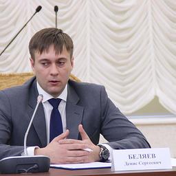 Руководитель Северо-Западного территориального управления Федерального агентства по рыболовству Денис БЕЛЯЕВ