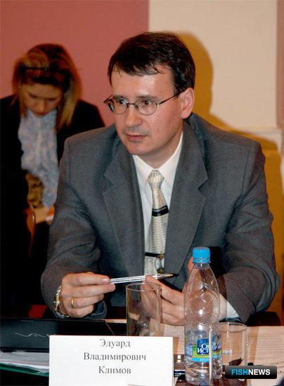 Эдуард КЛИМОВ
