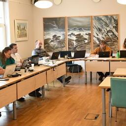В Копенгагене прошли заседания Рабочей группы ИКЕС по оценке запасов рыб и рыболовства в Балтийском море (WGBFAS-2018). Фото пресс-службы АтлантНИРО