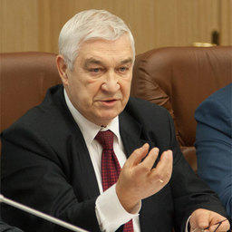 Председатель Координационного совета ассоциаций, объединений и предприятий рыбной промышленности Северного бассейна Вячеслав Зиланов